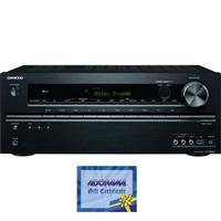 Adorama - Onkyo TX-NR626 7.2 Channel Network AV Receiver, with Adorama $100.00 Gift Certificate