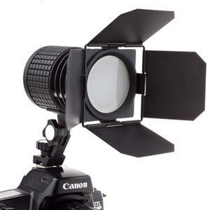 Adorama - Flashpoint Video 100 watt Video Light Kit and 12V Battery Pack