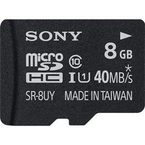 Adorama - Sony Class 10 UHS-I High Speed microSD Card