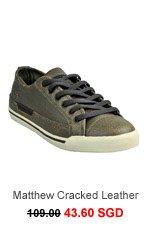 Macbeth Matthew Leather Sneakers