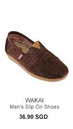 Wakai Slip on