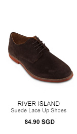 River Island Suede Shoes