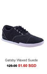 Macbeth Gatsby Waxed Sneakers