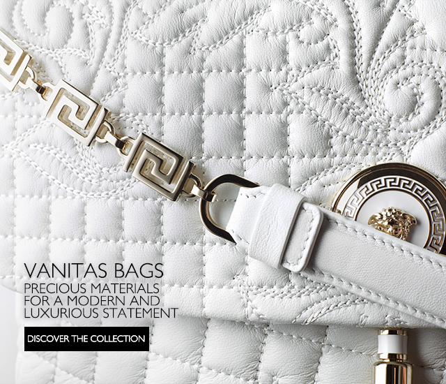 Vanitas Bags - The Essence of Versace Style