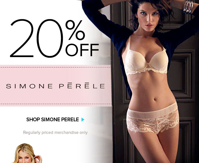20% Off Simone Perele