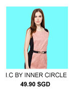 I.C BY INNER CIRCLE Play Date Dress