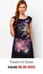 MEXX Flower Art Dress