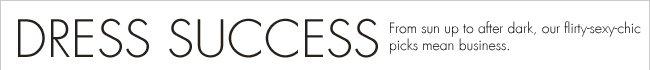 DRESS SUCCESS