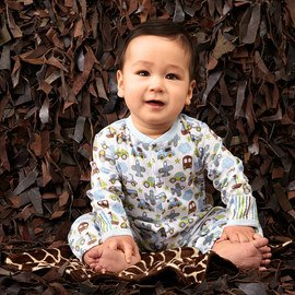 A Touch of Chocolate: Infant Apparel