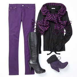 Style Guide: Shades of Purple