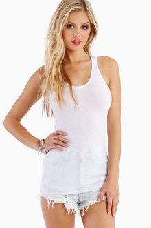 CARREN RIBBED TANK TOP 12