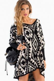 EMMY EMMY AZTEC SWEATER 46
