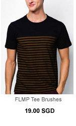 Flesh Imp Brushes Tee
