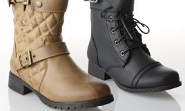 Fashionable Boots & Booties