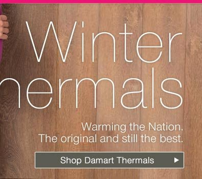 Winter Thermals Warming the Nation