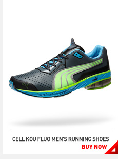 CELL KOU PLUO MEN'S RUNNING SHOES BUY NOW »