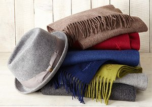 Layers We Love: Scarves & Hats