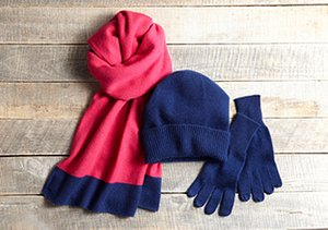 Cozy Cold Weather Accessories