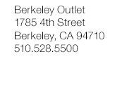 Berkley Outlet