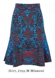 Skirt, M Missoni