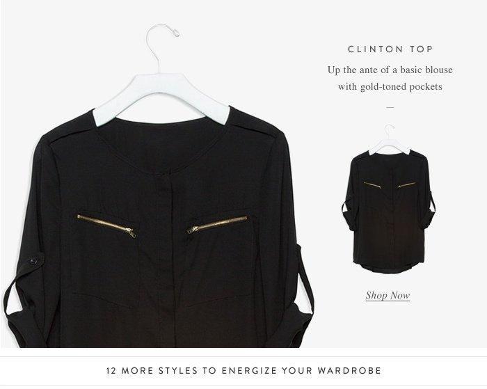 Shop Clinton Top