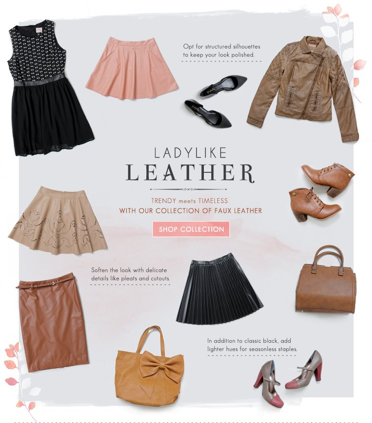 Ladylike Leather