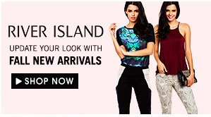 River Island latest arrivals