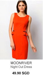 MOONRIVER Night Out Dress