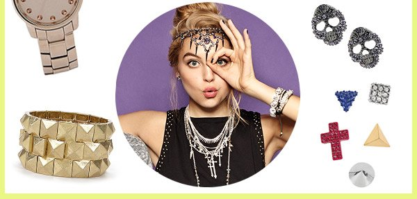 Be-Jeweled! Shop New Jewelry and Watches