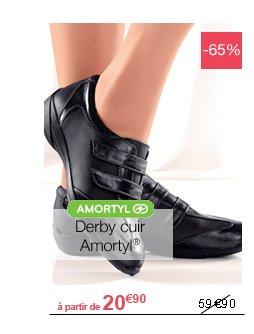 Derby cuir