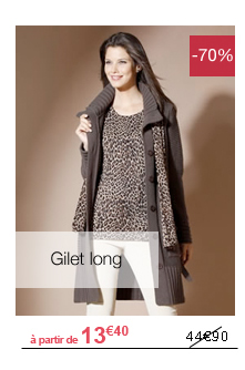 Gilet long