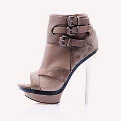 Designer Footwear at Clearance Price by MiuMiu, Fendi, Prada & More