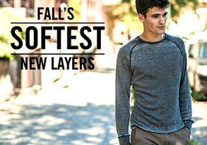 Shop Fall's Softest New Layers