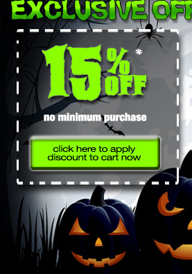 Click Here to Activate 15% Off - NO MINIMUM!
