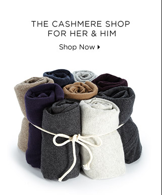 The Cashmere Shop For Her & Him