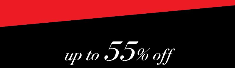 up to 55% off