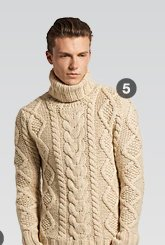 dayleford roll neck