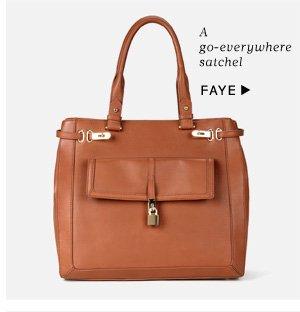 Faye - A go-everywhere satchel