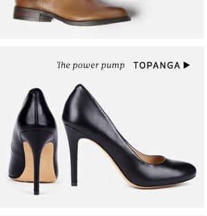 Topanga - The power pump
