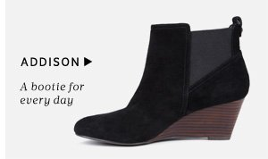 Addison - A bootie for every day