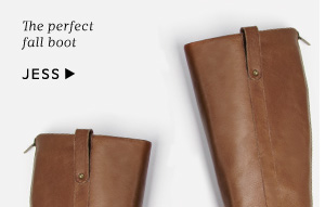 Jess - The perfect fall boot