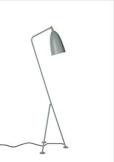 GRASSHOPPER FLOOR LAMP (1948) Designed by Greta Grossman, produced by Gubi