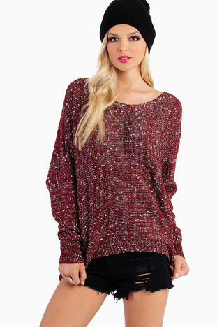 ALYSSA OFF SHOULDER SWEATER 49