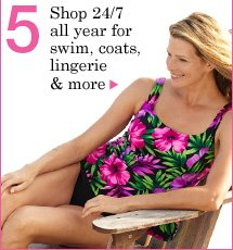 swim, coats, lingerie, and more