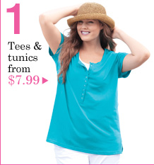 tees and tunics