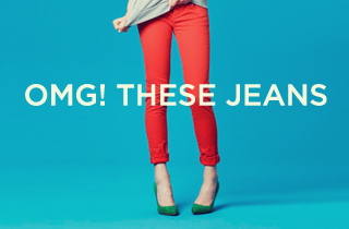 OMG! These Jeans