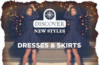 All New: Dresses & Skirts
