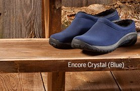 Womens Encore Crystal Blue
