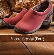 Womens Encore Crystal Port