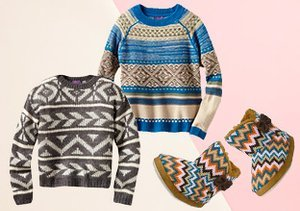 Cuddle Up: Cozy Gear for Girls